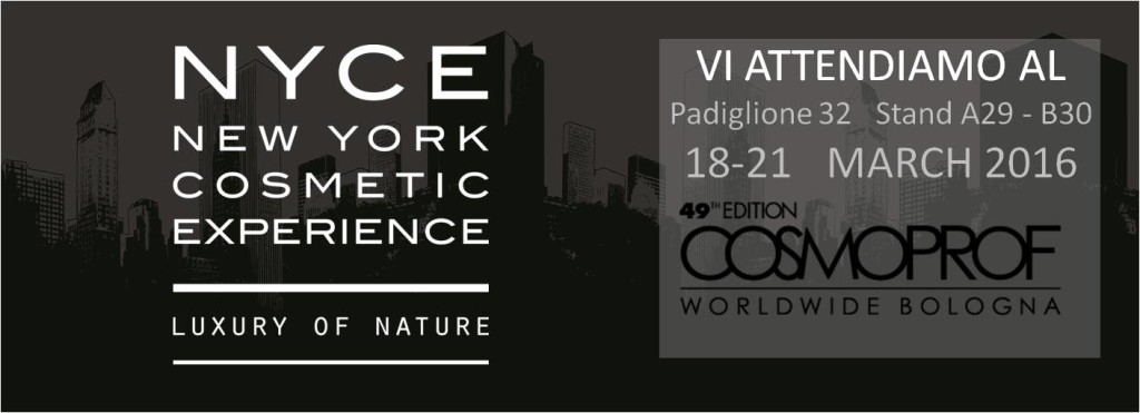 Nyce_Save The Date_Cosmoprof bo 16