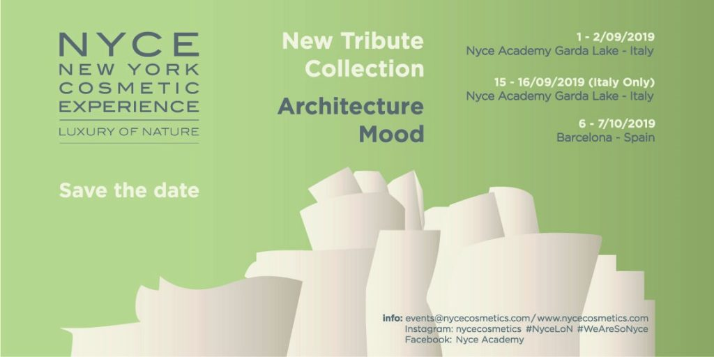 Tribute collection Architecture mood - save the date